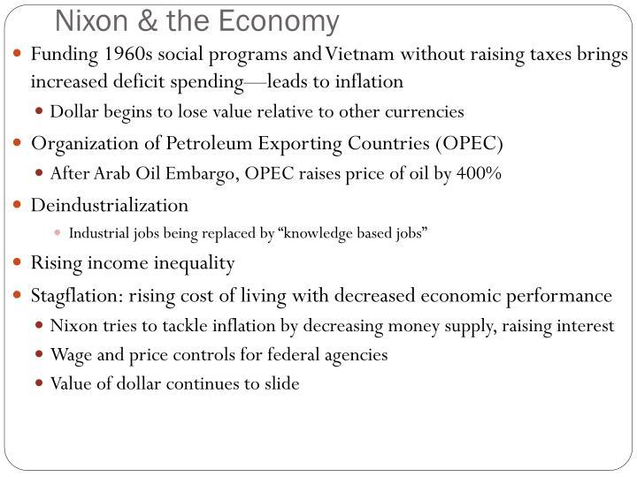 Nixon & the Economy