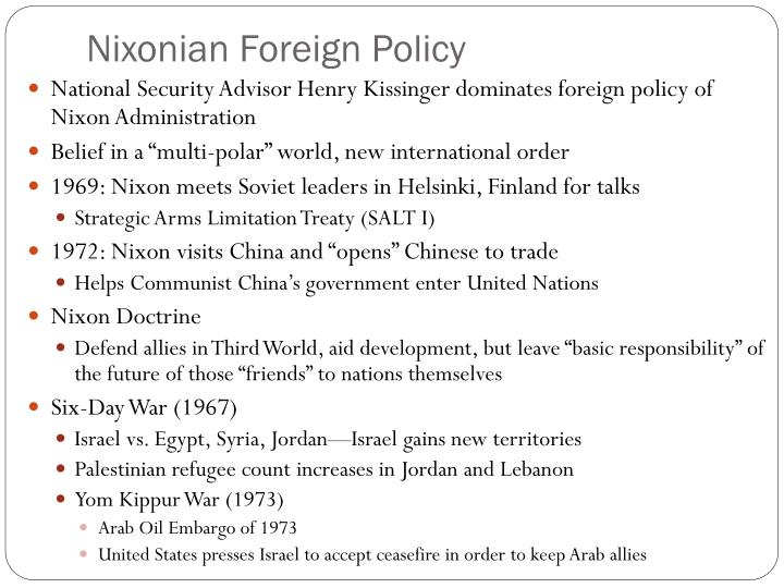 Nixonian