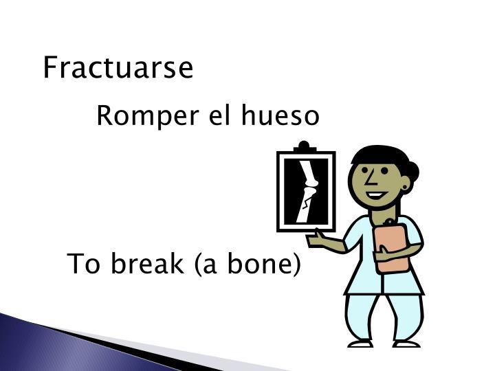 Fractuarse