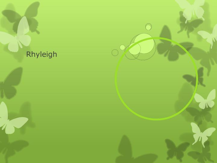 Rhyleigh
