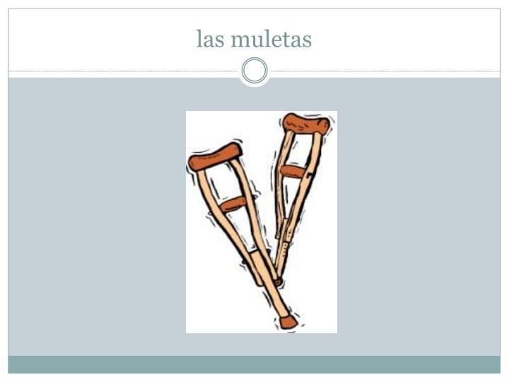 las muletas