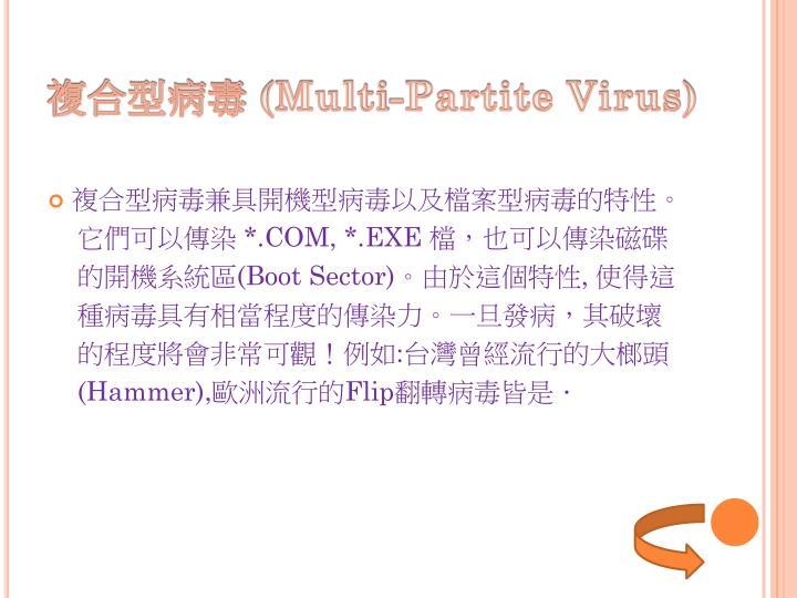 複合型病毒