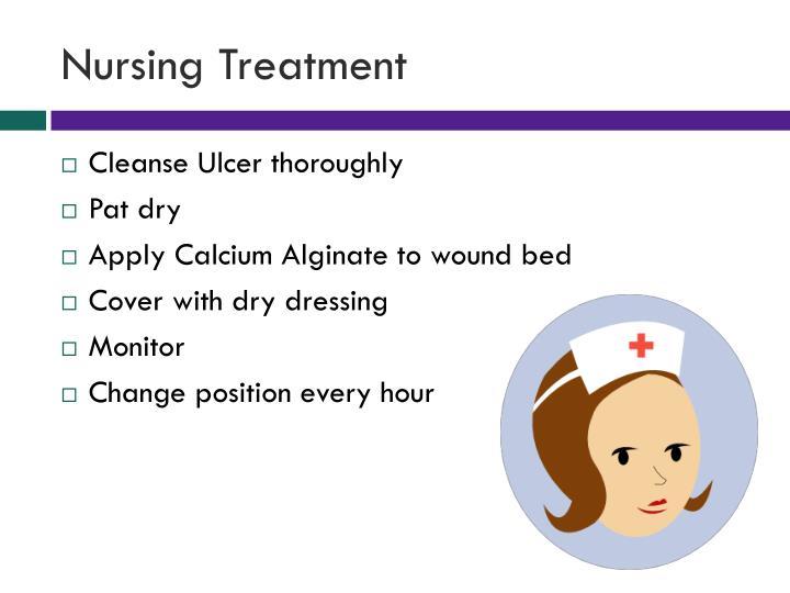 Nursing Treatment