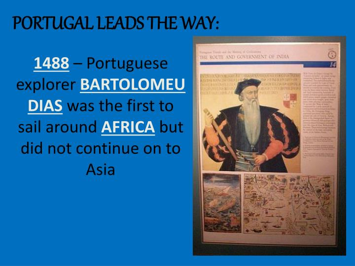 Portugal leads the way1