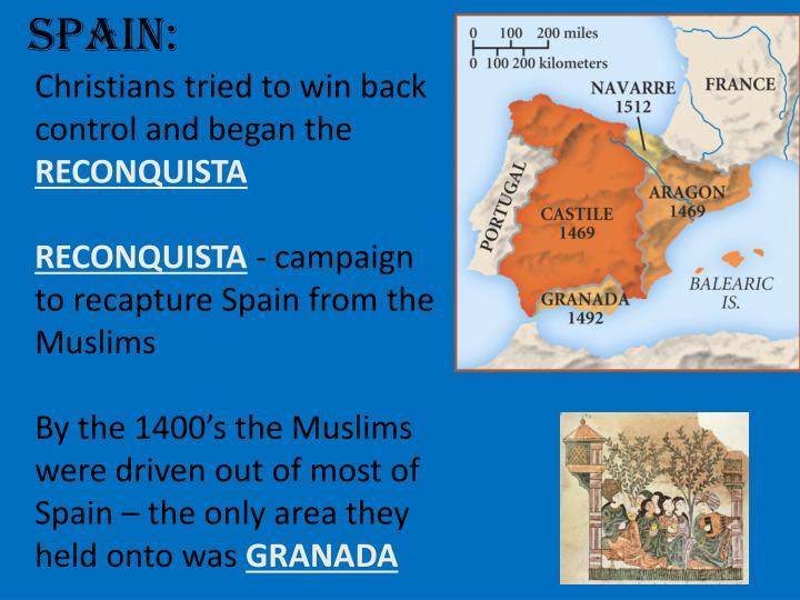 SPAIN: