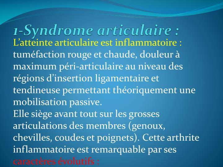 1-Syndrome
