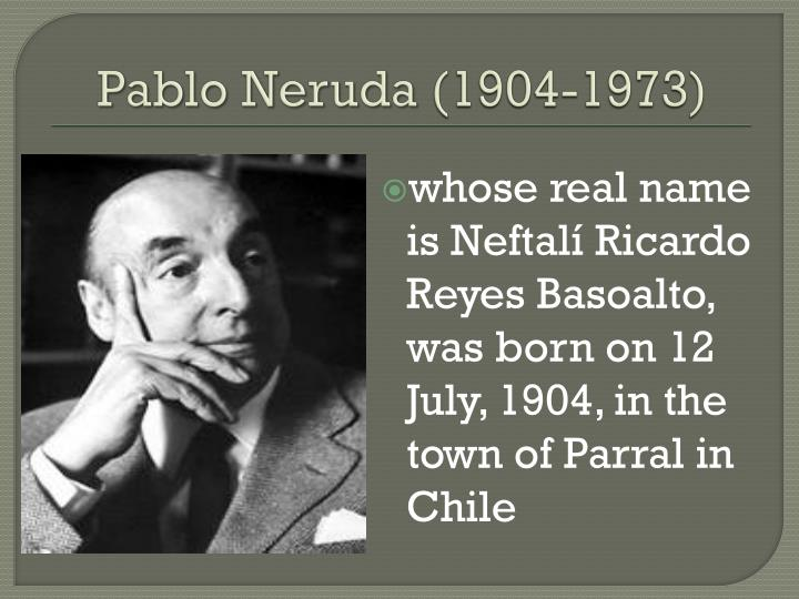 pablo neruda tonight i can write the saddest lines Pablo neruda - tonight i can write tonight i can write tonight i can write  the saddest lines write, for example, 'the night is starry.