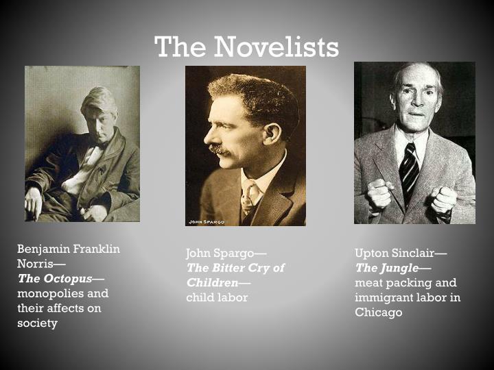 The Novelists