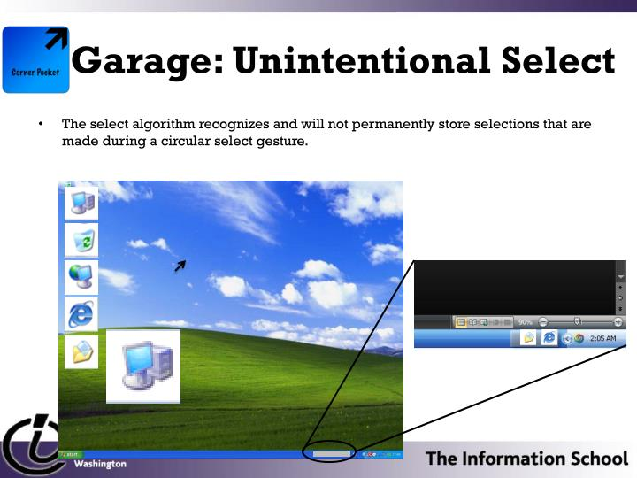 Garage: Unintentional Select