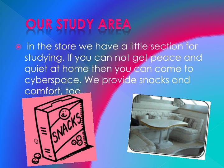Our study area