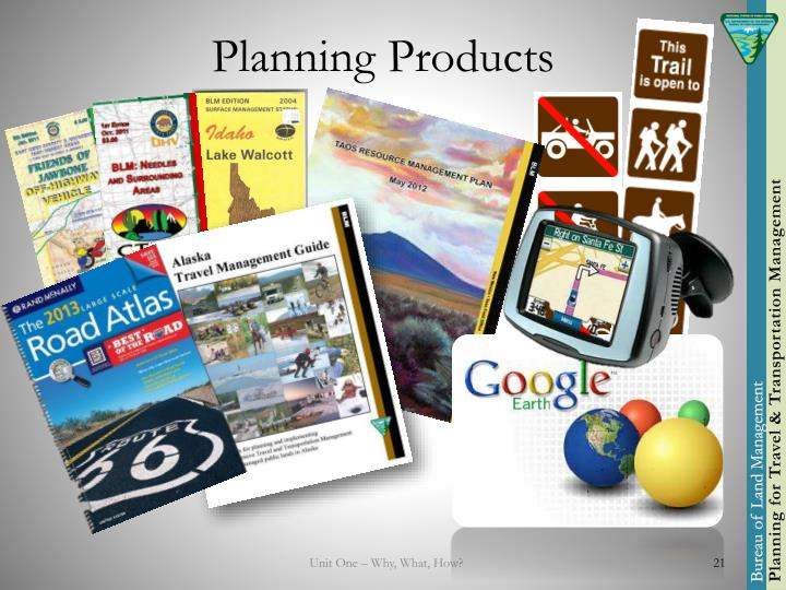 Planning Products