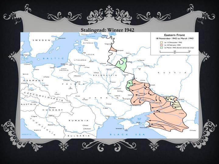Stalingrad: Winter 1942