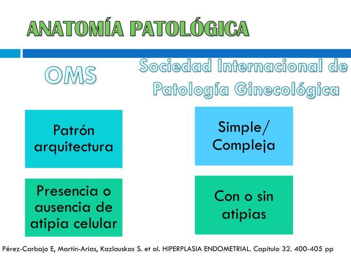 Simple/ Compleja