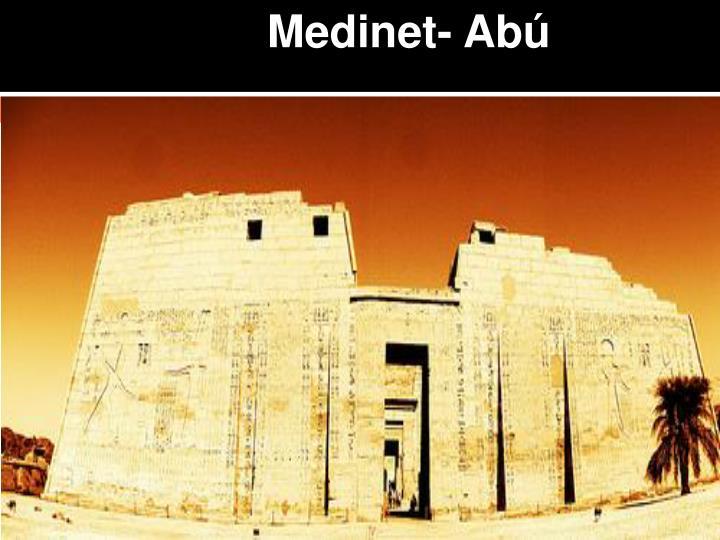 Medinet- Ab