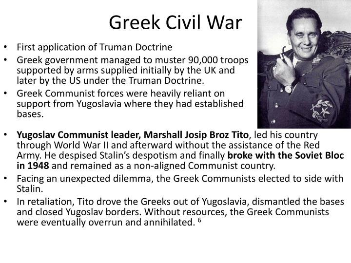 Greek Civil War