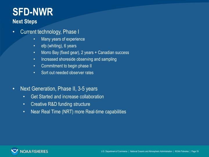 SFD-NWR