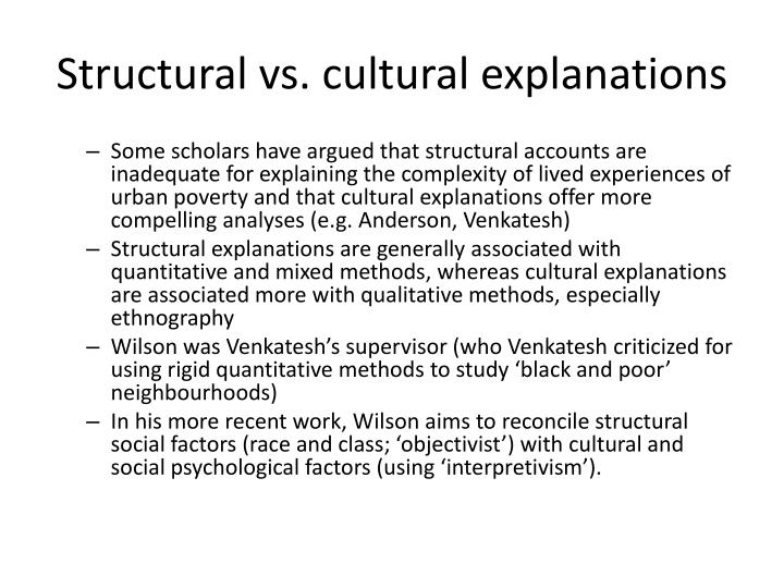 volutionary versus social structural explanations for A summary of structural functional theory in 's deviance learn exactly what happened in this chapter, scene,  promoting social change:.