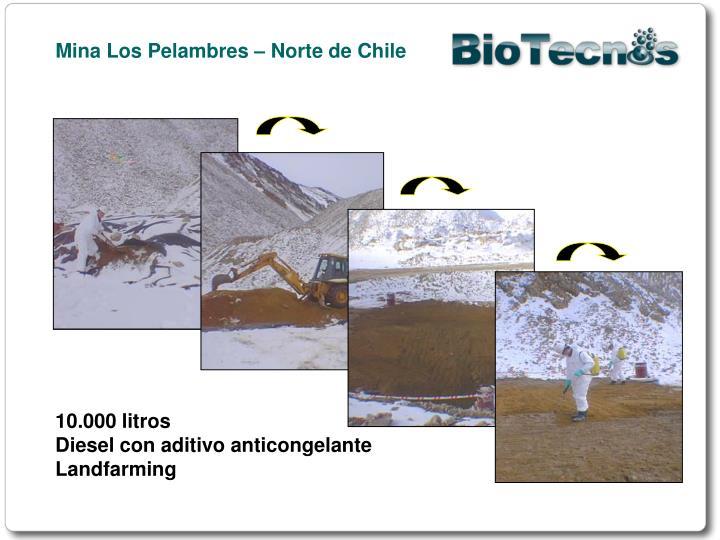 Mina Los Pelambres – Norte de Chile