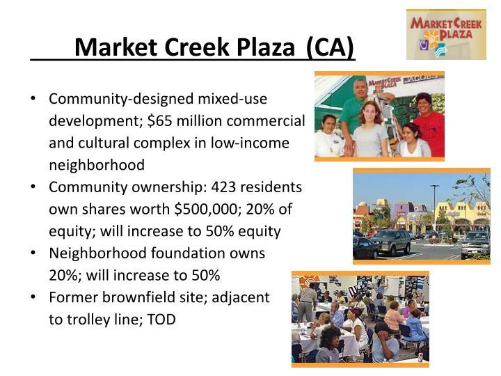 Market Creek Plaza(CA)