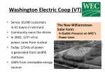 washington electric coop vt