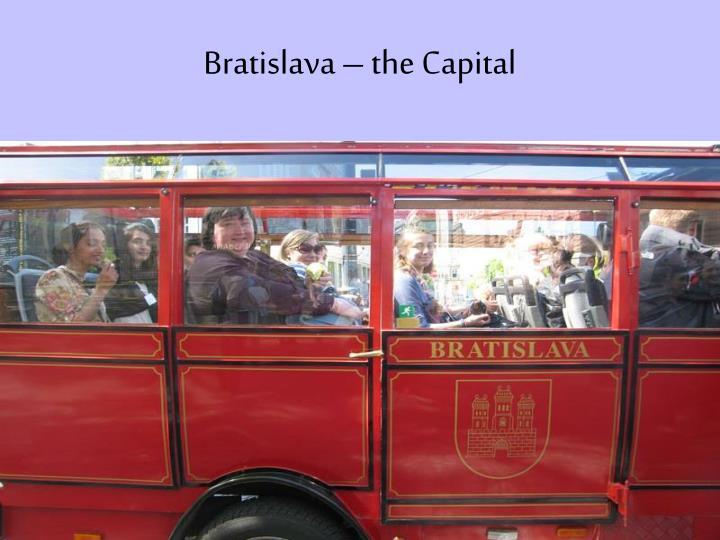 Bratislava –