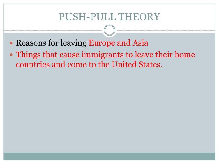 PUSH-PULL THEORY