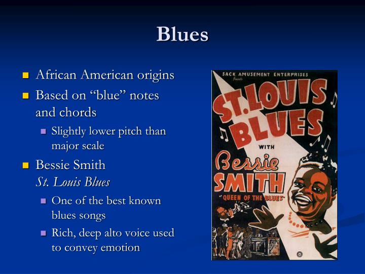 African American origins