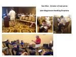 tom hiler director of instruction john magnusson handling situations