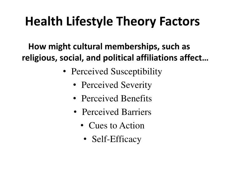 lifestyle theory