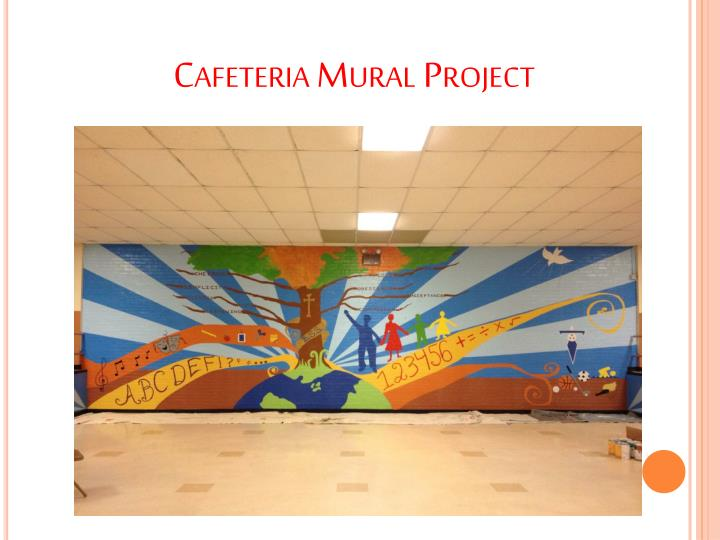Cafeteria Mural Project