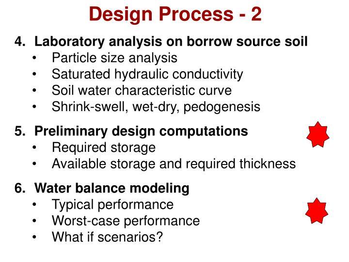 Design Process - 2