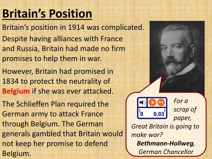 Ppt Why Did The Schlieffen Plan Fail Powerpoint Presentation Id 2010581