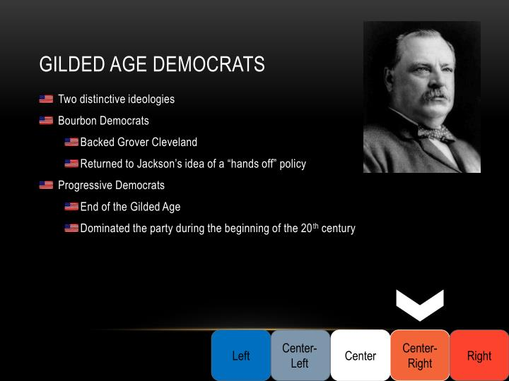Gilded Age Democrats