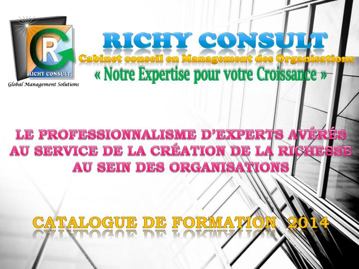 RICHY CONSULT