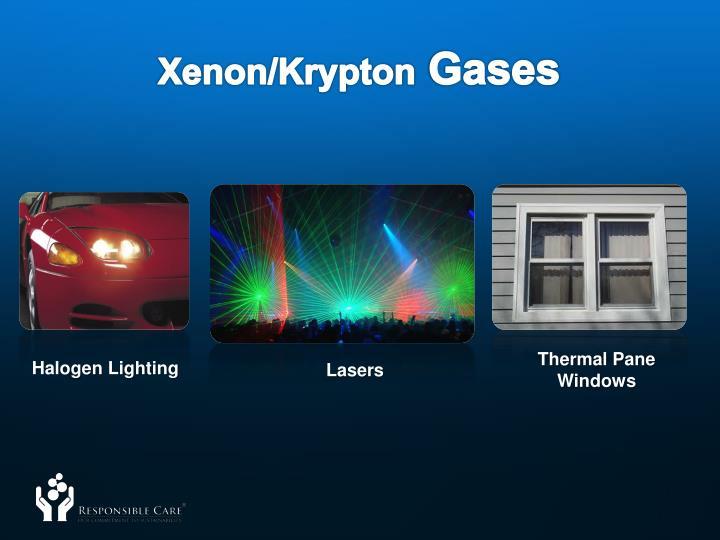 Xenon/Krypton