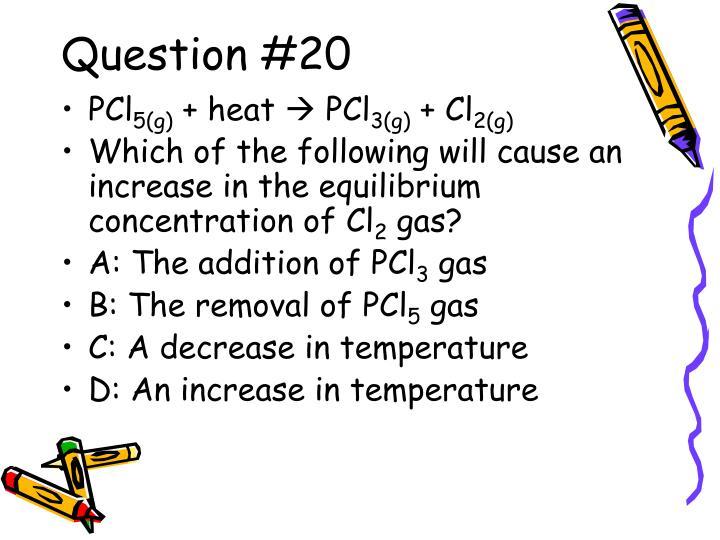 Question #20