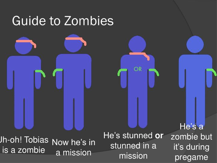 Guide to Zombies