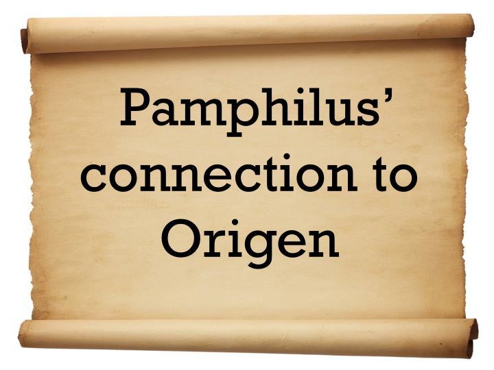 Pamphilus