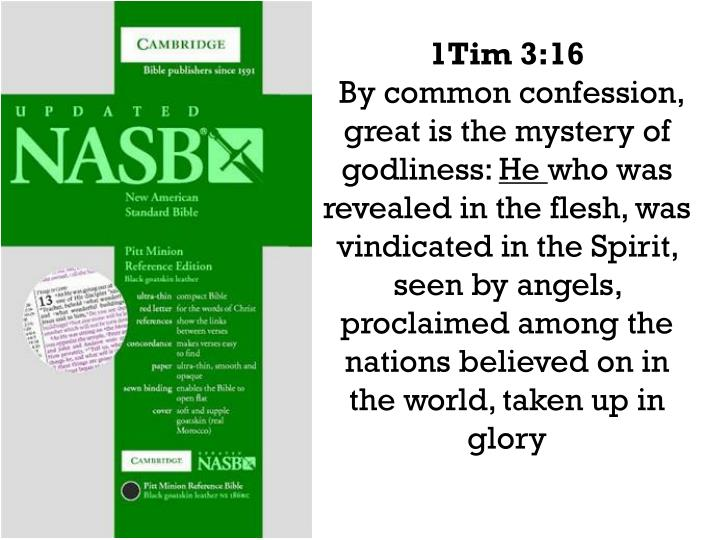 1Tim 3:16