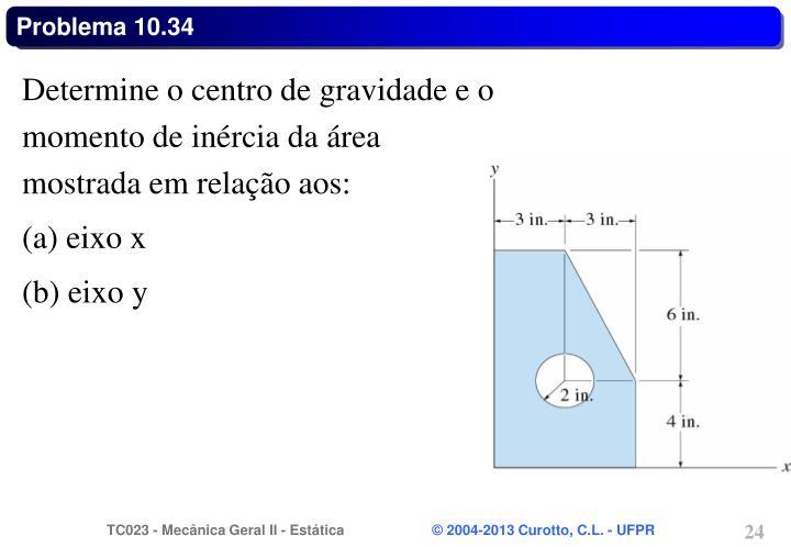 Problema 10.34