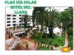 plan d a solar hotel del llano
