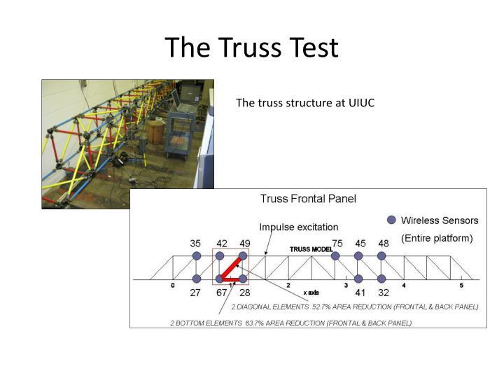 The Truss Test