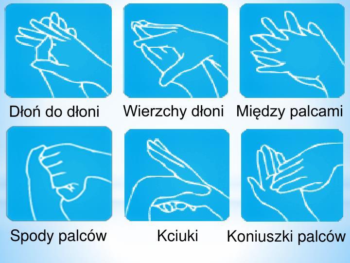 Między palcami