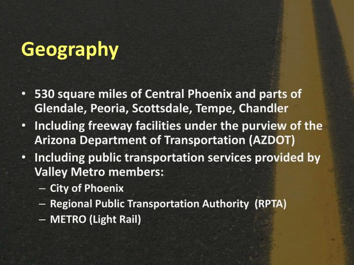Ppt Early Report On The Central Phoenix Inner Loop