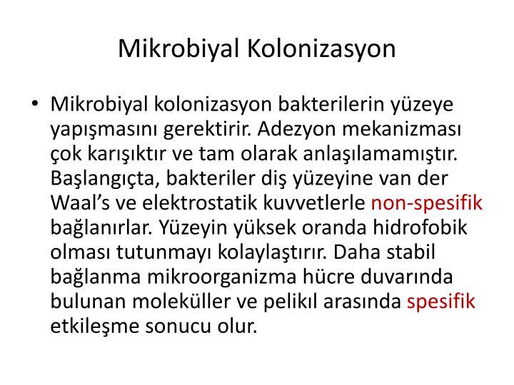 Mikrobiyal