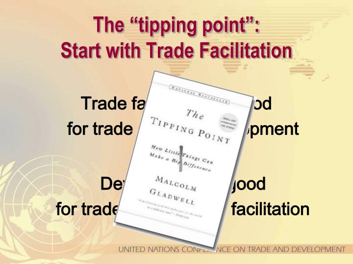 """The """"tipping point"""":"""