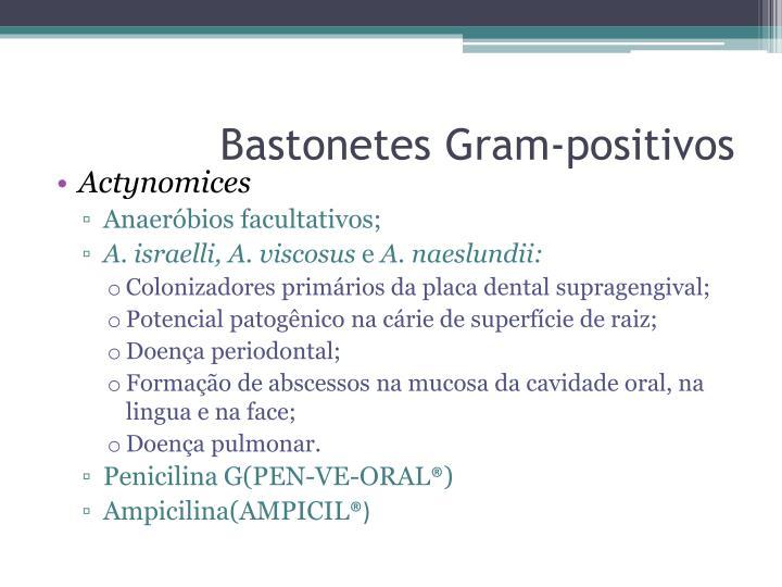 Bastonetes