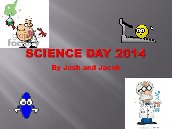 Science day 2014