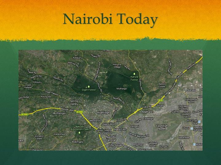 Nairobi Today