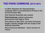 the paris commune 1870 1871
